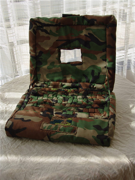 Camouflage Cloth-making03